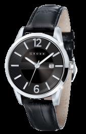 Men's Leather Gotham Watch